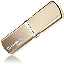 Transcend JetFlash 820G, 8GB, USB3.0, Gold