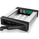 "Raidsonic Icy Box Mobile Rack for 3.5""/2.5"" SATA HDD, Black"