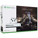 Microsoft Xbox One S, 1TB + Middle-earth: Shadow of War