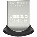 Sandisk Cruzer Ultra Fit, 128GB, USB3.0