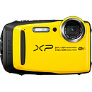Fujifilm FinePix XP120, Yellow