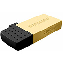 Transcend JetFlash 380G, 8GB, Gold
