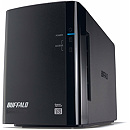 Buffalo DriveStation Duo, 4TB, USB3.0, Black