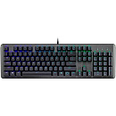 Cooler Master MasterKeys CK 550, RGB, CherryMX Brown, USB, EN