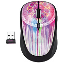 Trust Yvi Wireless Mouse, Purple Dream Catcher