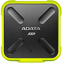 A-Data SD700, 512GB, USB3.1, Yellow