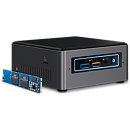 Intel NUC Kit NUC7i3BNHX1, Core i3-7100U, 16GB Optane