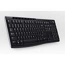 Logitech Wireless Keyboard K270, RU