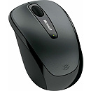 Microsoft Wireless Mobile Mouse 3500, Loch Ness Gray