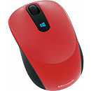 Microsoft Sculpt Mobile Mouse, Red