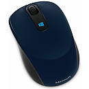 Microsoft Sculpt Mobile Mouse, Blue