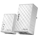 Asus PL-N12, 300 Mbps Wi-Fi AV500 Powerline Adapter Kit