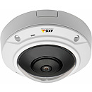 Axis M3007-PV Network Camera, Fixed Mini Dome with 360°/180° Panoramic View