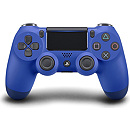 Sony Dualshock 4 Game Pad, V2, Wave Blue