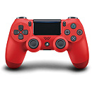 Sony Dualshock 4 Game Pad, V2, Magma Red