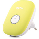 Netis E1+ Wireless Repeater, Green