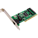 Logilink PC0012, PCI card 10/100/1000 LAN MBit