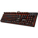 Gigabyte Force K85 Gaming Keyboard, Black