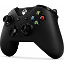 Microsoft Xbox One S Wireless Controller, Black