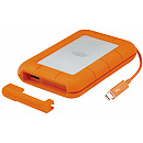 Lacie Rugged, 500GB, USB3.0, Thunderbolt, IP54 Rated Resistance