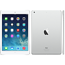Apple iPad Air, Wi-Fi + Cellular, 32GB, Silver