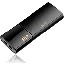 Silicon Power Blaze B05, 8GB, USB3.0, Black