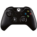 Microsoft Xbox One Wireless Controller, Black + Play & Charge Kit