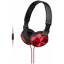 Sony MDR-ZX310AP, Red