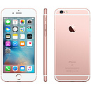 Apple iPhone 6s, 32GB, Rose Gold