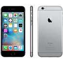 Apple iPhone 6s, 64GB, Space Gray