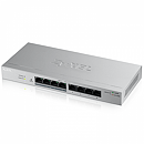Zyxel GS1200-8HP, 8-Port Desktop Gigabit Web Smart Switch