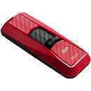 Silicon Power Blaze B50, 8GB, USB3.0, Red