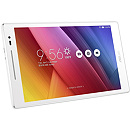"Asus ZenPad 8.0 (Z380KLN-6B031A) Pearl White, 8"" IPS, Octa-Core 1.4GHz, 1GB, 16GB, 4G, Android 6.0"