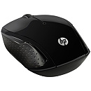 Hewlett Packard 200, Wireless, Black