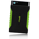 Silicon Power Armor A15, 2TB, USB3.0, Black/Green