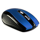 Media-Tech RATON PRO, Optical, Wireless, Blue