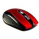 Media-Tech RATON PRO, Optical, Wireless, Red