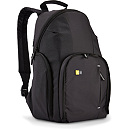 CaseLogic TBC411K, Compact DSLR Backpack, Black