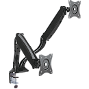 Logilink BP0041, Dual monitor desk mount, 13-27''