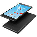 "Lenovo TAB 7 TB-7504X Black, 7"" IPS, MediaTek MT8735B, 2GB, 16GB, 4G, Android 7.0"