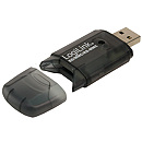 Logilink Card Reader, USB 2.0 SD/MMC