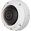 Axis M3027-PVE Network Camera, Fixed Mini Dome with Panoramic View