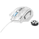 Trust GXT 155W Gaming Mouse, White Camouflage