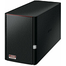 Buffalo LinkStation 520, 8TB, 2 Bays NAS, USB3.0, RJ45