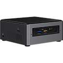 Intel NUC Kit NUC7I3BNH, Core i3-7100U