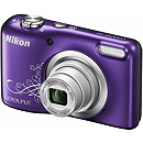 Nikon CoolPix A10, Purple Lineart