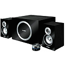Sven MS-1085, 46W RMS, Black