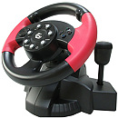 Gembird STR-MV-02, PC/PS2/PS3 Racing Wheel