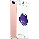 Apple iPhone 7 Plus, 128GB, Rose Gold