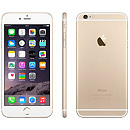 Apple iPhone 6s Plus, 128GB, Gold
